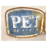 VIEW 2 PET ICE CREAM BUBBLE SIGN