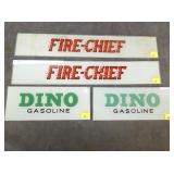 FIRE CHIEF & SINCLAIR AG GLASSES