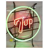18IN. 7-UP  NEON SIGN