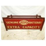34 IN. FORD BATTERIES DISPLAY RACK
