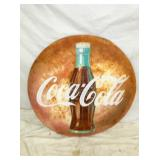 36IN. COKE BUTTON W/BOTTLE