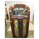 ROCK-OLA MODEL 1426 JUKE BOX -SUN.