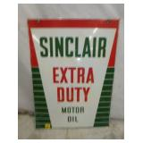 18X24 PORC. SINCLAIR EXTRA DUTY SIGN