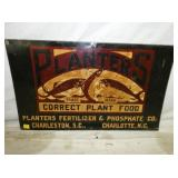19X30 PLANTERS PLANT FOOD SIGN