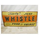 VIEW 2  - ORG. WHISTLE EMB. SIGN