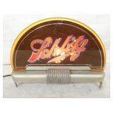 9X13 SCHLITZ LIGHTED DECO COUNTER  SIGN