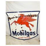 55X58 PORC. MOBILGAS PEGUIS SIGN