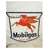VIEW 2 OTHERSIDE MOBILGAS SHEILD SIGN