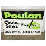 46X70 EMB. POULAN CHAIN SAWS LILLINGTON NC