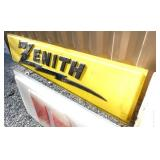 29X120 ZENITH INCERT SIGN