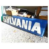 29X120 SYLVANIA INCERT SIGN