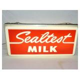 VIEW 2 OTHERSIDE SEALTEST MILK SIGN