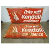 36X72 EMB. KENDALL SIGNS