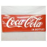 16X44 PORC. DRINK COCA COLA SIGN