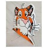VIEW 2 CLOSEUP 18X19 TIGER TOPPER SIGN