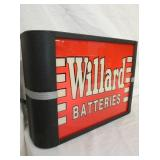VIEW 2 SIDEVIEW WILLARD LIGHTUP SIGN