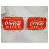 15X23 Coca Cola TOPPER SIGNS