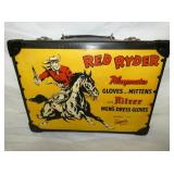 RED RYDER MENS GLOVES SUITE CASE