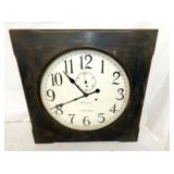 19IN ANNISONA WALL CLOCK