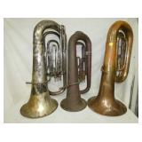 LARGE HORN INSTRUMENTS