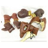 ASSORTED GLOVES,SPARRING GEAR