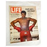 1970 LIFE MAG. MAHOMMAD ALI