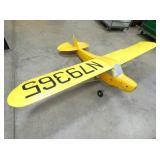 62X94 HANDMADE MODEL AIRPLANE