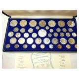 SET 100 YEARS CLASSIC COINS
