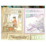 1931, 1933 FORTUNE BOOKS