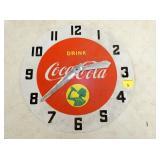 Coca Cola ADV. CLOCK