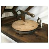 VIEW 3 EARLY COUNTRY STORE CHEESE CUTTER