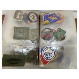 COLLECTION VARIOUS MILITARY PATCHES