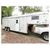 30FT. ENCLOSED TRAILER