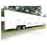 53FT. 5TH WHEEL FURNITURE TRAILER
