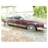 1988 BUICK 4 DOOR CAR