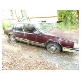VIEW 2 1988 BUICK 4 DOOR CAR