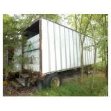 28FT. ENCLOSED TRAILER