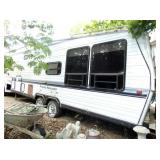 VIEW 5 1989 5TH WHEEL CAMPER