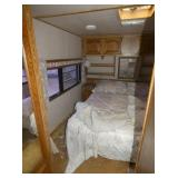 INSIDE VIEW 5TH WHEEL CAMPER