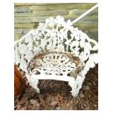 CAST GARDEN CHAIR