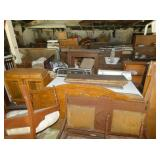 DRESSERS, CHEST, BEDS, PARTS ETC