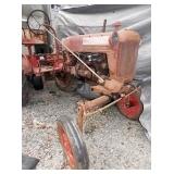 VIEW 4 FARMALL CUB TRACTOR
