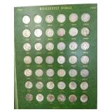 VIEW 41916-62 MERCURY,ROSEVELT DIMES