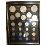 1878-1959 US SILVER COINS SET