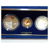 VIEW 2 CLOSEUP 1993 COIN PROOF SET