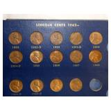 1941 LINCOLN CENTS