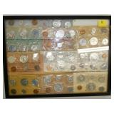 VARIOUS UNC COIN SETS