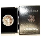 1OZ 1997 AMERICAN EAGLE PLATINUM