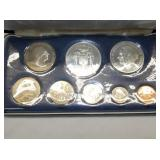 1974 JAMAICA SILVER PROOF SET