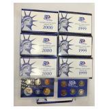 1999-2000 MINT SETS